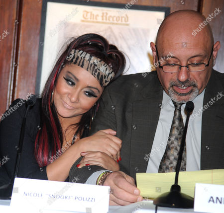 Editorial photo of Team Snooki Boxing launch, New York, America - 12 Jan 2012
