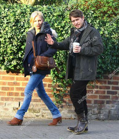 Emma Ferguson and Mark Owen