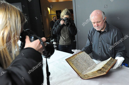 The Ma'il Qur'an with David Jacobs, Senior Conservator from the British Library.