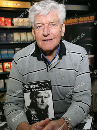 Stock Picture of David Prowse