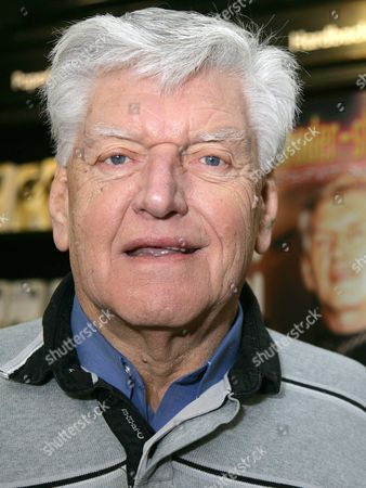 Stock Photo of David Prowse