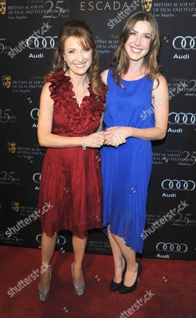 Jane Seymour and Katie Flynn