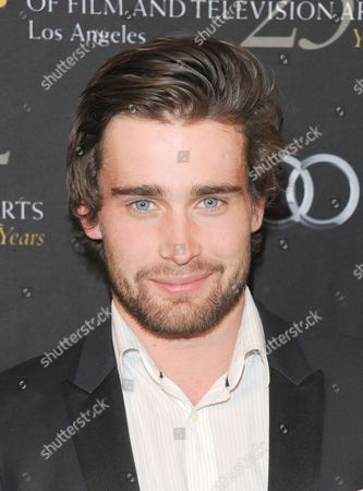Editorial picture of 18th Annual BAFTA Awards Season Tea Party, Los Angeles, America - 14 Jan 2012