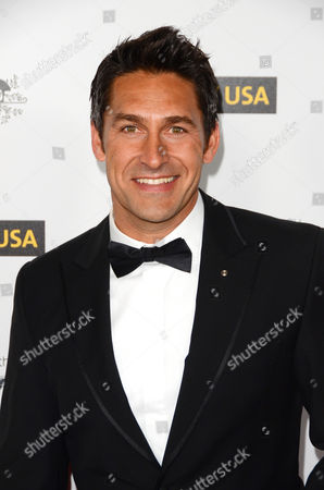 Editorial photo of G'Day USA Black Tie Gala at Hollywood and Highland Center, Los Angeles, America - 14 Jan 2012