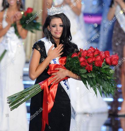 Miss America 2012 Laura Kaeppeler