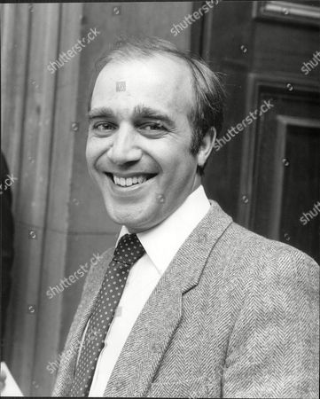 Editorial image of Meridith Wall At St Paul's Covent Garden For Memorial Service For His Father Comedian Max Wall 1990.