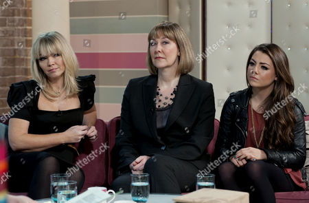 Editorial image of 'This Morning' TV Programme, London, Britain - 16 Jan 2012