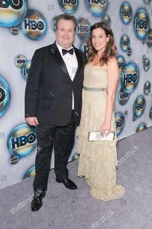 Eric Stonestreet and Katherine Tokarz
