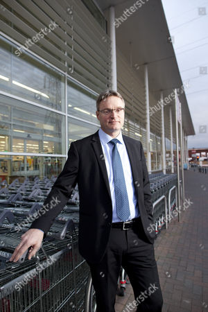 Stock Picture of Per Bank, Tesco UK commercial director for non-food, telecoms and online, who is to join Danish food retailer Dansk Supermarked.
