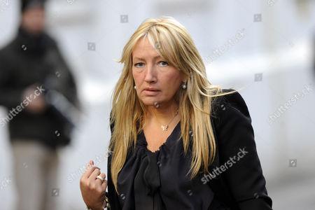 Stock Photo of Sly Bailey, CEO of Trinity Mirror