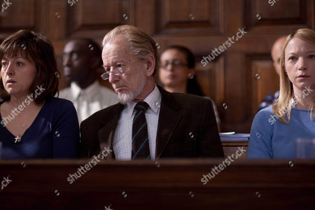 Jo Hartley as Ann Scailes, Ronald Pickup as Jeffrey Livingstone and Natalie Press as Lucy Cartwright.