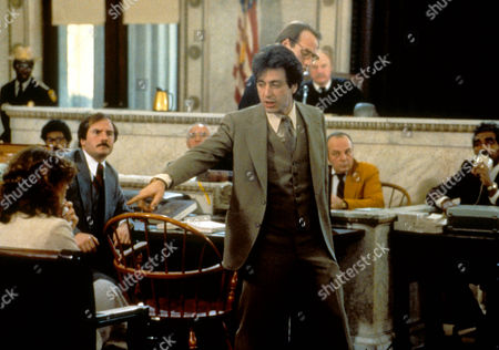 And Justice For All,  Al Pacino,  Craig T Nelson,  Jack Warden
