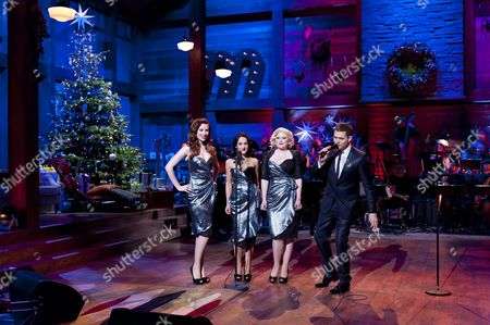 Editorial image of 'Michael Buble - Home for Christmas' TV Programme - Dec 2011