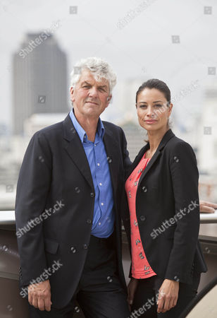 Paul Heiney and Melanie Sykes