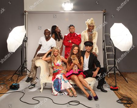 Editorial photo of 'Models, Misfits and Mayhem' TV Programme - Oct 2011