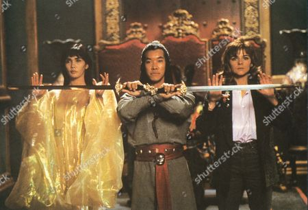 Big Trouble In Little China,  Suzee Pai,  Peter Kwong,  Kim Cattrall