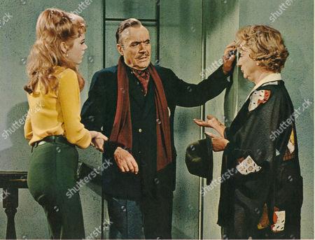Barefoot In The Park,  Jane Fonda,  Charles Boyer,  Mildred Natwick