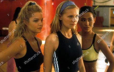 Bring It On,  Clare Kramer,  Kirsten Dunst,  Nicole Bilderback