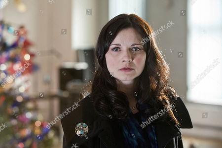 Sarah Smart as Laura Cooper.