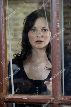 Stock Picture of Sarah Smart as Laura Copper.