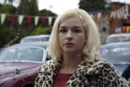 Stock Photo of Emma Stansfield as Sharon Veelie