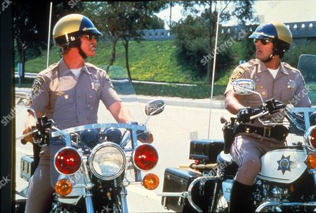 Chips 1977-1983,  Larry Wilcox, erik Estrada