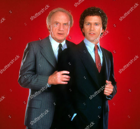Crazy Like A Fox 1984-1986, Jack Warden, John Rubinstein