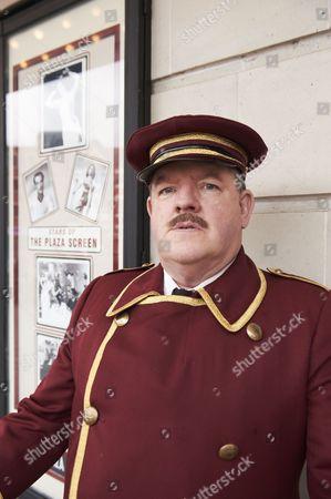 John Henshaw as Charlie.