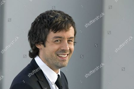 Editorial photo of 'Le Grand Journal' TV programme, Cannes, France - 23 May 2008