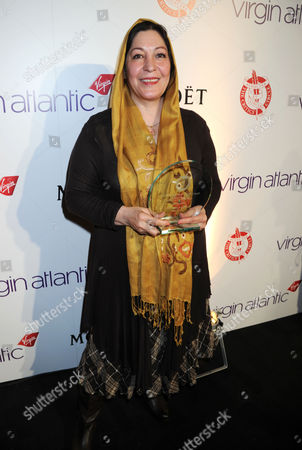 Editorial photo of 32nd London Film Critics' Circle Awards, BFI, Southbank, London, Britain - 19 Jan 2012