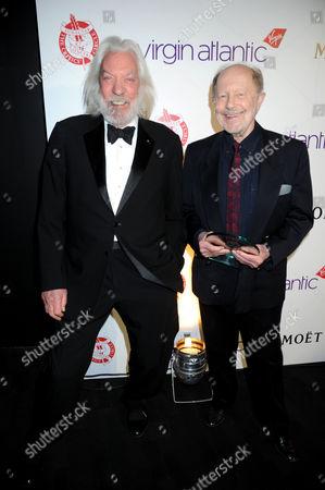 Editorial picture of 32nd London Film Critics' Circle Awards, BFI, Southbank, London, Britain - 19 Jan 2012