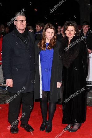 Mark Kermode and family