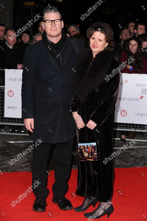 Mark Kermode and wife