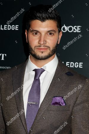Editorial image of 'Man On A Ledge' Cinema Society film screening, New York, America - 19 Jan 2012