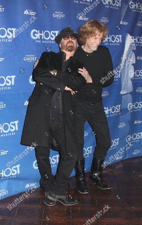 Dave Stewart and Glen Ballard