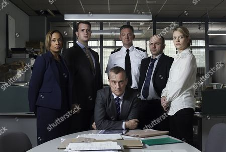 Editorial image of 'DCI Banks' TV Programme - Sep 2011