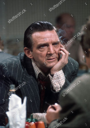 Stock Picture of Paddy Joyce as Jaws McIlroy