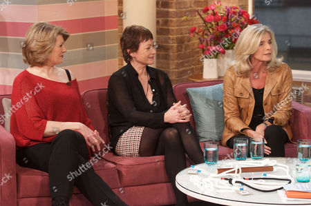 Editorial image of 'This Morning' TV Programme, London, Britain - 20 Jan 2012