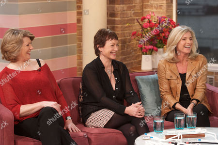 Editorial picture of 'This Morning' TV Programme, London, Britain - 20 Jan 2012