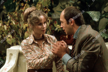 Ciaran Madden as Ellen and Roy Marsden as Frank
