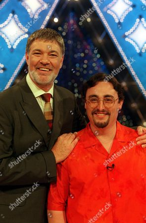 Vincent hughes with Matthew Kelly