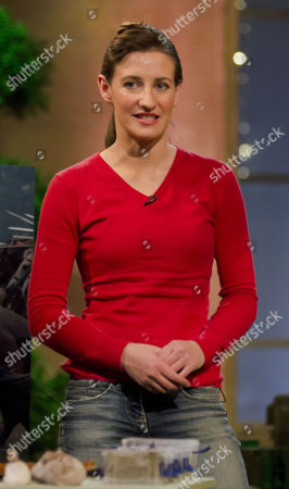 Editorial image of 'The Alan Titchmarsh Show' TV Programme, London, Britain - 20 Jan 2012