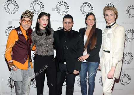 Editorial photo of Project Runway All Stars, New York, America - 19 Jan 2012