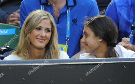 Editorial image of Australian Open Tennis, Melbourne Park, Melbourne, Australia - 20 Jan 2012