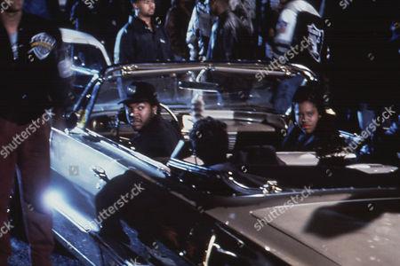 Stock Image of Boyz N The Hood,  Ice Cube,  Tyra Ferrell