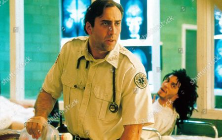 Stock Image of Bringing Out The Dead,  Nicolas Cage,  Marc Anthony