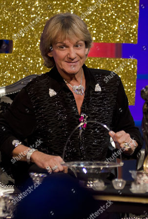 Editorial picture of 'The Alan Titchmarsh Show' TV Programme, London, Britain - 23 Jan 2012