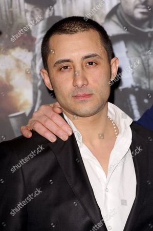 Editorial photo of 'Mercenaries' Film Premiere, London, Britain - 23 Jan 2012
