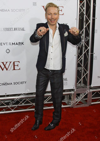Editorial image of 'W.E.' film premiere, New York, America - 23 Jan 2012