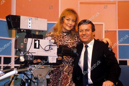 Tony Blackburn and Jenny Hanley